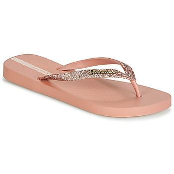 Sko Dame Flip flops Ipanema LOLITA III Pink