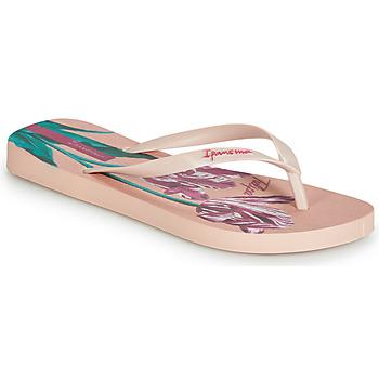 Sko Dame Flip flops Ipanema BOTANICALS Pink