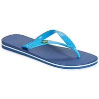 Sko Herre Flip flops Ipanema CLASSIC BRASIL II Blå