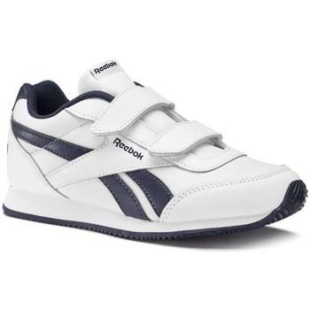 Sko Børn Lave sneakers Reebok Sport Royal Cljog 2 2V Hvid