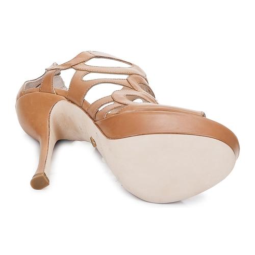 ISY  Jerome C. Rousseau  sandaler  dame  kamel ATYA8