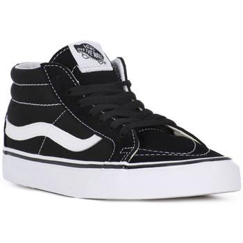 Sko Dame Sneakers Vans SK8 MID REISSUE Nero
