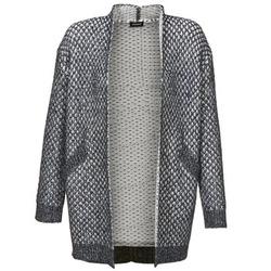textil Dame Veste / Cardigans Kookaï CHINIA Marineblå