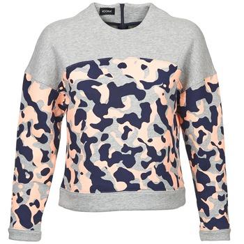 textil Dame Sweatshirts Kookaï EXEDOU Grå / Flerfarvet