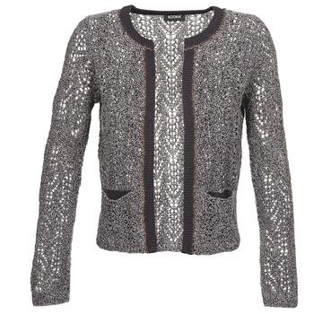 textil Dame Veste / Cardigans Kookaï TULICHE Brun