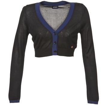 textil Dame Veste / Cardigans Kookaï BALOUE Sort