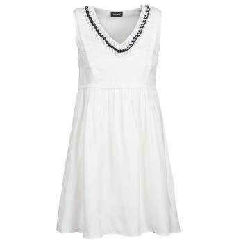 textil Dame Korte kjoler Kookaï BATUILLE Hvid
