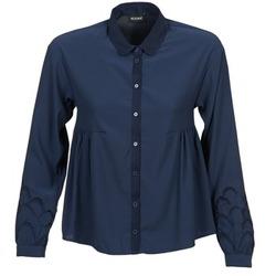 textil Dame Skjorter / Skjortebluser Kookaï QUELATE Marineblå