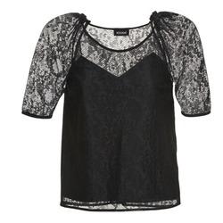 textil Dame Toppe / Bluser Kookaï BASALOUI Sort