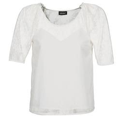 textil Dame Toppe / Bluser Kookaï BASALOUI Hvid