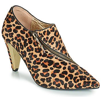 Sko Dame Høje støvletter Lola Ramona RAMONA Leopard