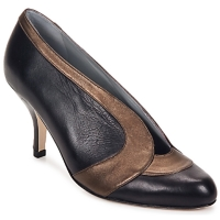 Sko Dame Pumps Fred Marzo MADO BOOT Lameret / Bronze