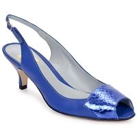 Sko Dame Sandaler Fred Marzo LILI SLING Electric-blue