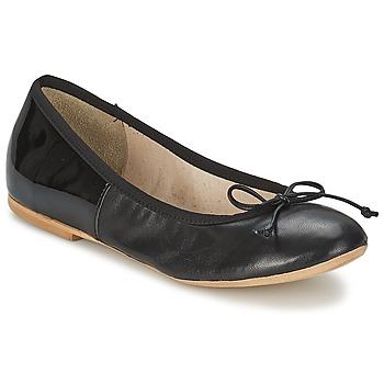 Sko Dame Ballerinaer Betty London MANDOLI Sort