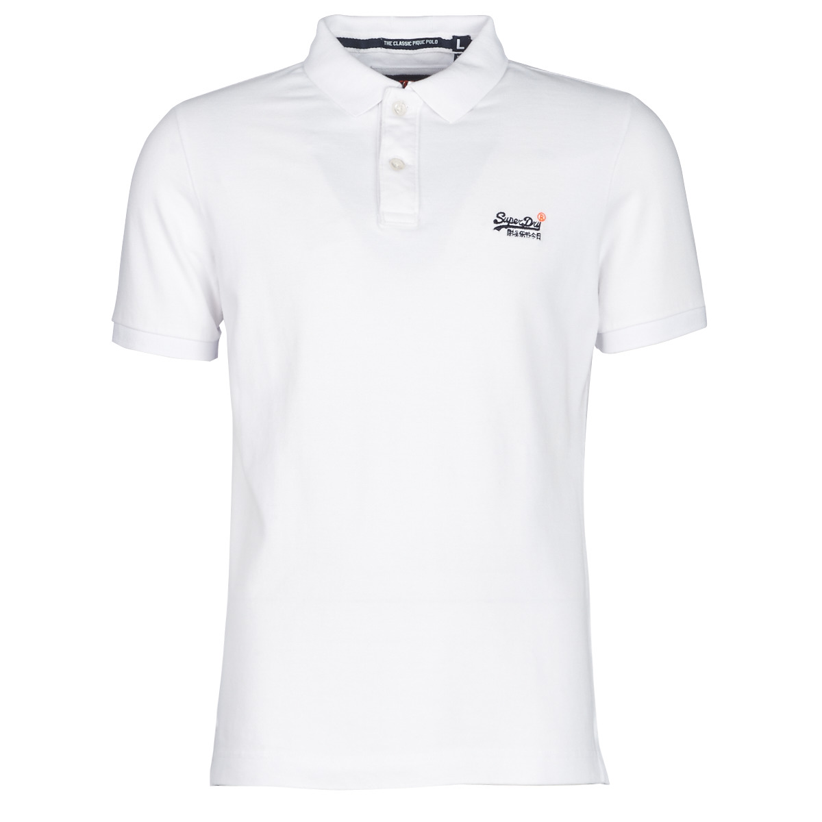 Se Polo-t-shirts m. korte ærmer Superdry  CLASSIC PIQUE S/S POLO ved Spartoo