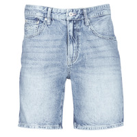 textil Herre Shorts Superdry CONOR TAPER SHORT Blå