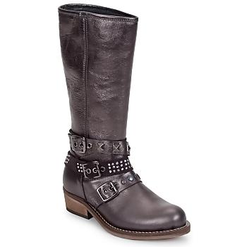 Sko Pige Chikke støvler Hip NIEGRA Brun