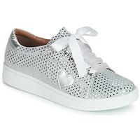 Sko Dame Lave sneakers Cristofoli ARE Sølv