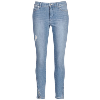 textil Dame Jeans - 3/4 & 7/8 Armani Exchange HELBIRI Blå / Lys