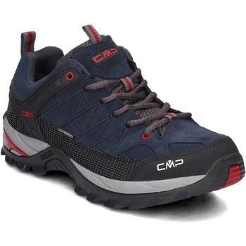 Sko Herre Lave sneakers Cmp Rigel Low Sort,Flåde
