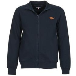 textil Herre Sweatshirts Yurban CHARLES Marineblå