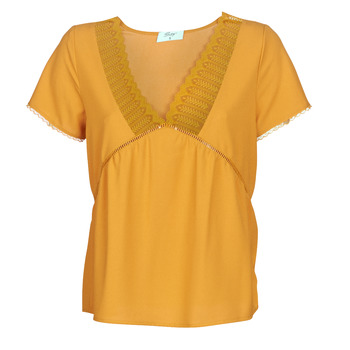 textil Dame Toppe / Bluser Betty London JOCKY Gul