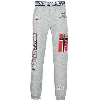 textil Herre Træningsbukser Geographical Norway MYER Grå