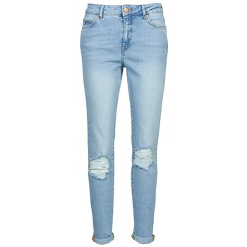 textil Dame Smalle jeans Noisy May KIM Blå / Lys