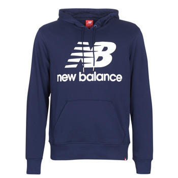 textil Herre Sweatshirts New Balance NB SWEATSHIRT Marineblå