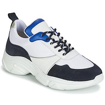 Sko Dame Lave sneakers Ikks RUNNING Hvid
