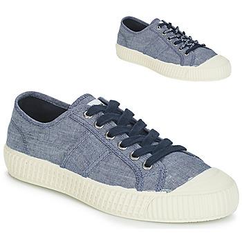 Sko Dame Lave sneakers Pepe jeans ING LOW Blå