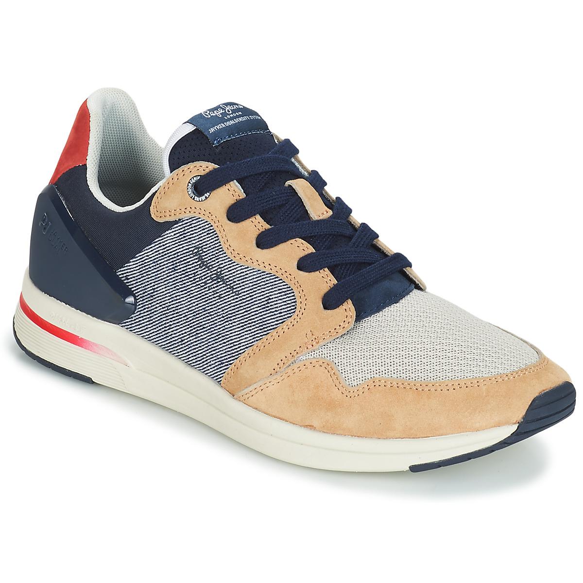 Sneakers Pepe jeans  JAYKER DUAL D LIMIT