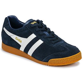 Sko Lave sneakers Gola HARRIER Blå
