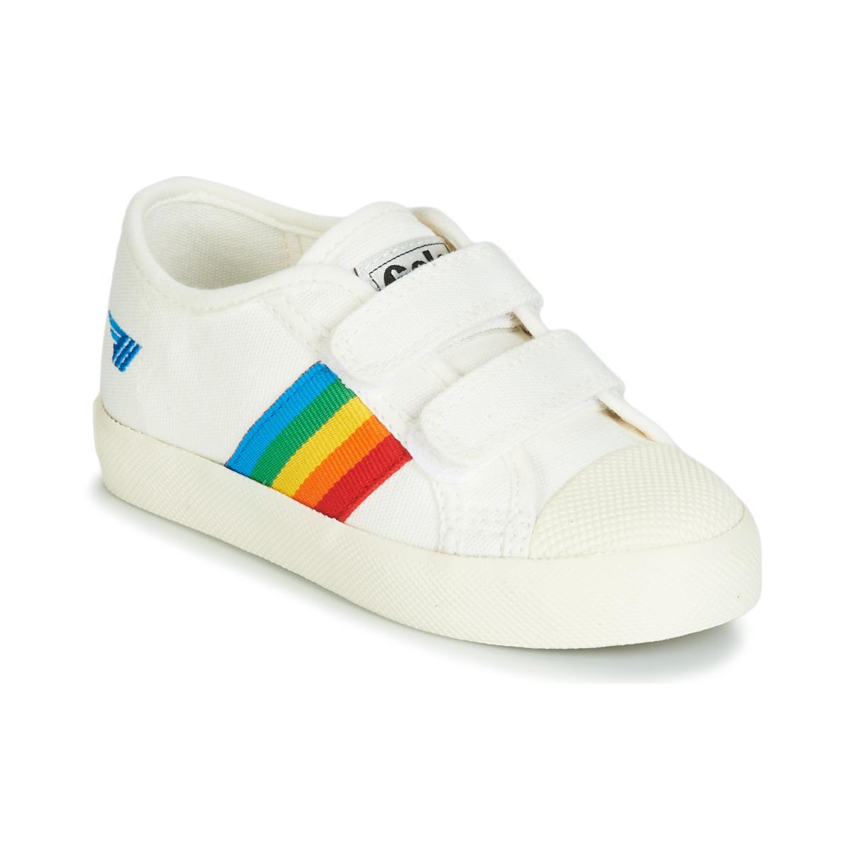 Sneakers Gola  COASTER RAINBOW VELCRO