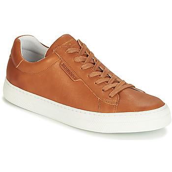 Sko Herre Lave sneakers Schmoove SPARK-CLAY Gylden