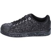 Sko Pige Lave sneakers Solo Soprani BT294 Sort