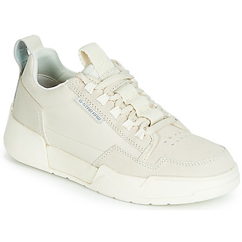 Sko Dame Lave sneakers G-Star Raw RACKAM YARD II LOW WMN Beige
