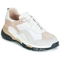 Sko Dame Lave sneakers Tosca Blu KELLY Hvid / Beige