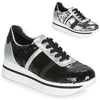 Sko Dame Lave sneakers Tosca Blu ANDREA Sort