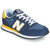 Sko Herre Lave sneakers New Balance GM500 Blå