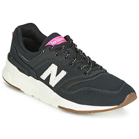 Sko Dame Lave sneakers New Balance CW997 Sort