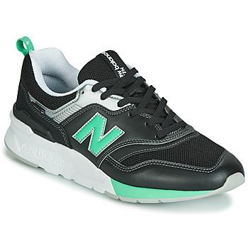 Sko Dame Lave sneakers New Balance CW997 Grå