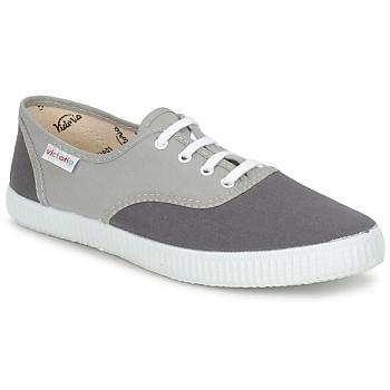 Sko Lave sneakers Victoria INGLESA BICOLOR Grå