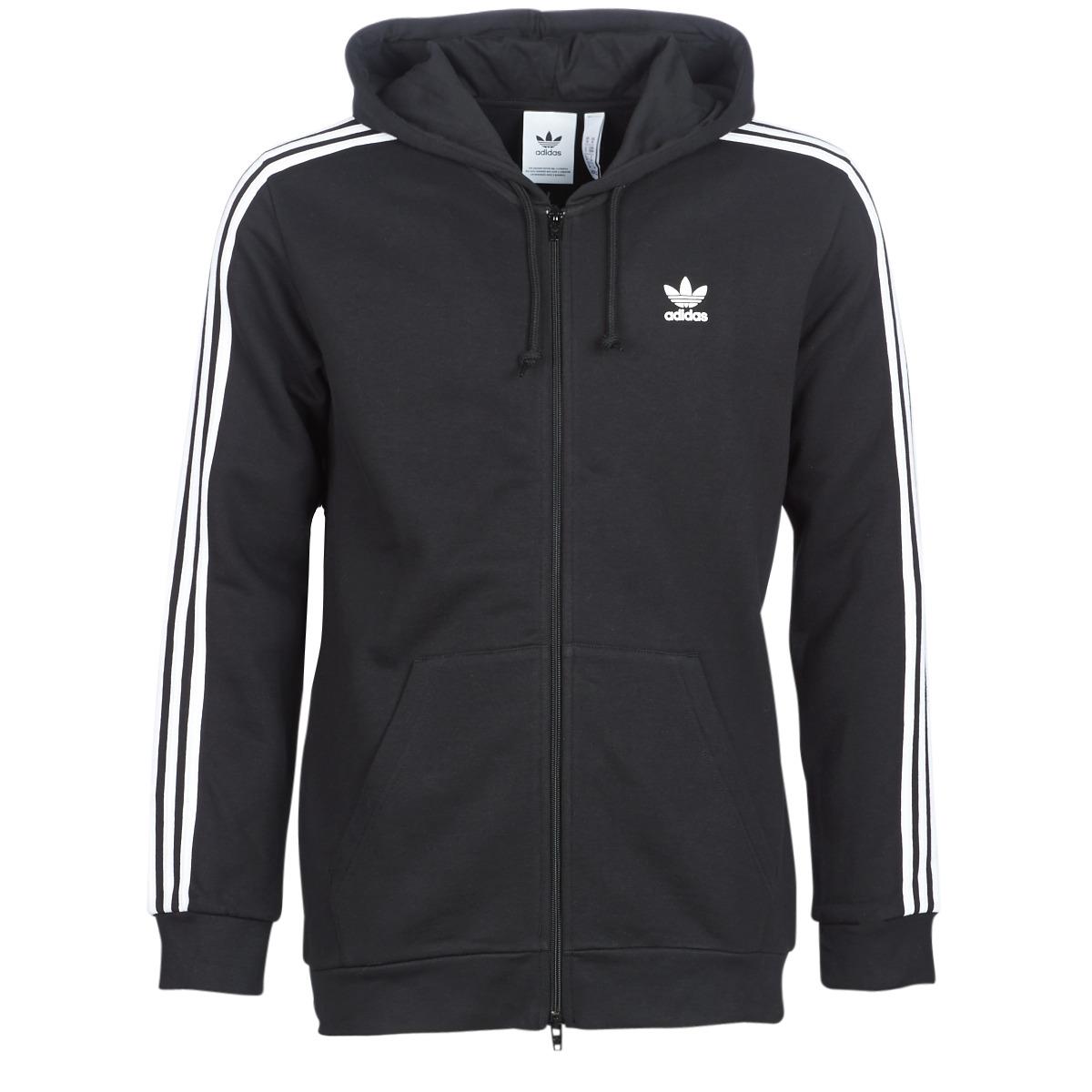 Sweatshirts adidas  3 STRIPES FZ