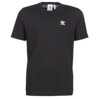 textil Herre T-shirts m. korte ærmer adidas Originals ESSENTIAL T Sort