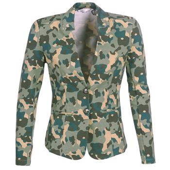 textil Dame Jakker / Blazere Les Petites Bombes AZITAZ Flerfarvet