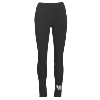 textil Dame Leggings Puma ESS LOGO LEGGING Sort