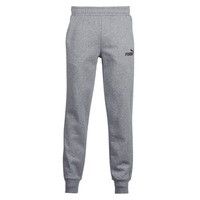 textil Herre Træningsbukser Puma SWEAT PANT Grå