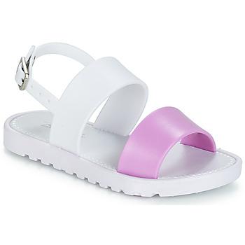 Sko Pige Sandaler Be Only ELEA Hvid / Pink