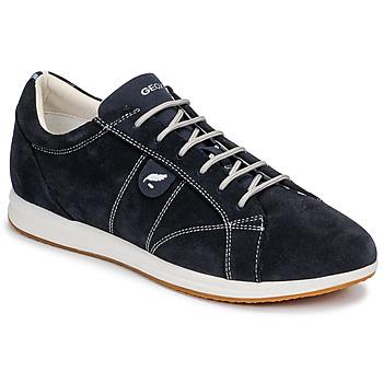 Sko Dame Lave sneakers Geox D AVERY Marineblå